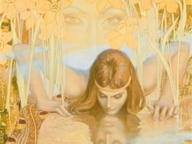 水仙花与那耳喀索斯的神话故事